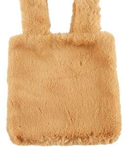 Unhide Faux Fur bag
